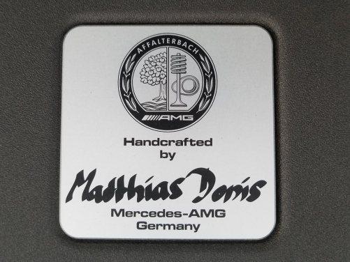 2019 Mercedes-AMG GLS63 Interior - By Matt Barnes8