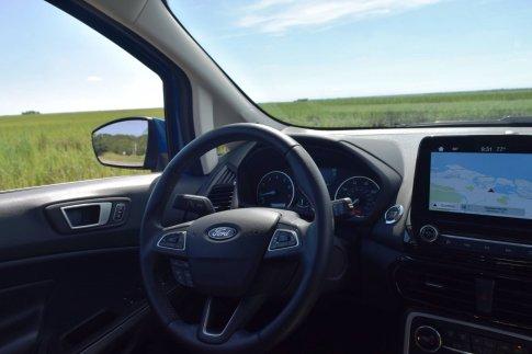 2018 Ford EcoSport Titanium AWD 20
