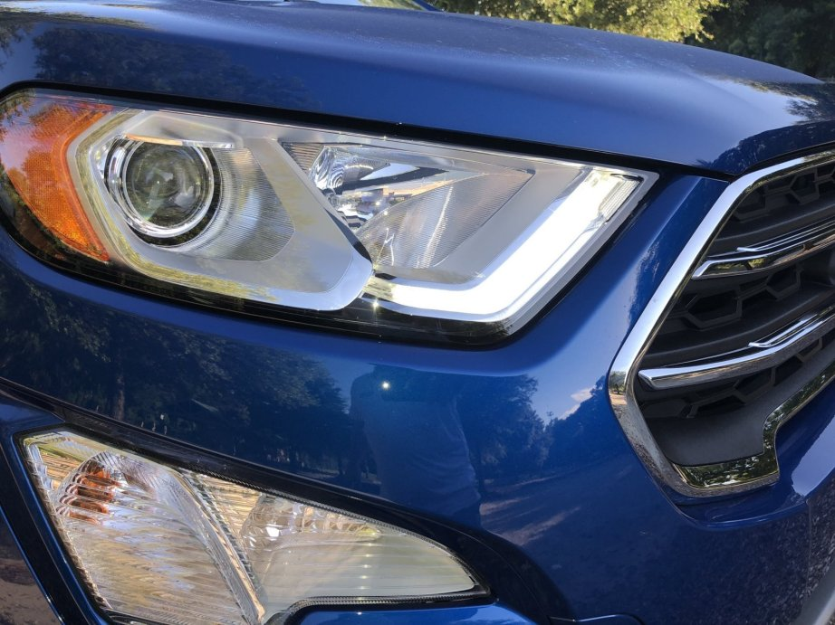 2018 Ford EcoSport Titanium AWD 37