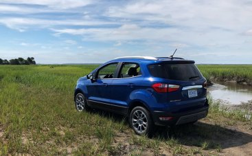 2018 Ford EcoSport Titanium AWD 39
