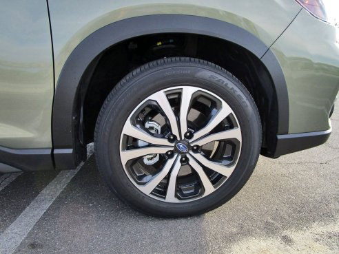 2019 Subaru Forester Limited 16