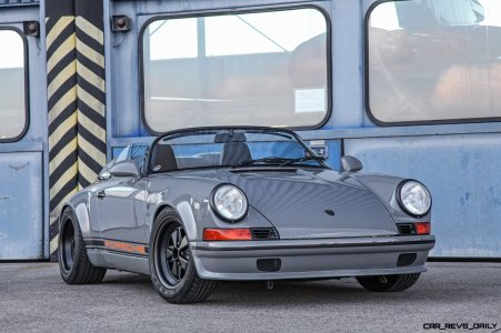 Porsche 911 Wide Track Speedster by DP Motorsport 19