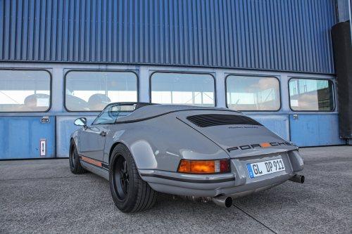 Porsche 911 Wide Track Speedster by DP Motorsport 20