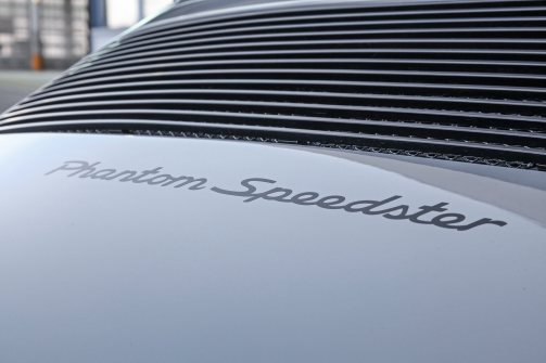 Porsche 911 Wide Track Speedster by DP Motorsport 3