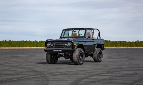 1969 Ford Bronco Supercharged by Velocity Restorations 10
