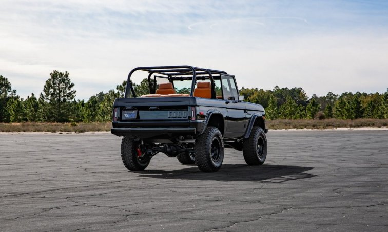 1969 Ford Bronco Supercharged by Velocity Restorations 16