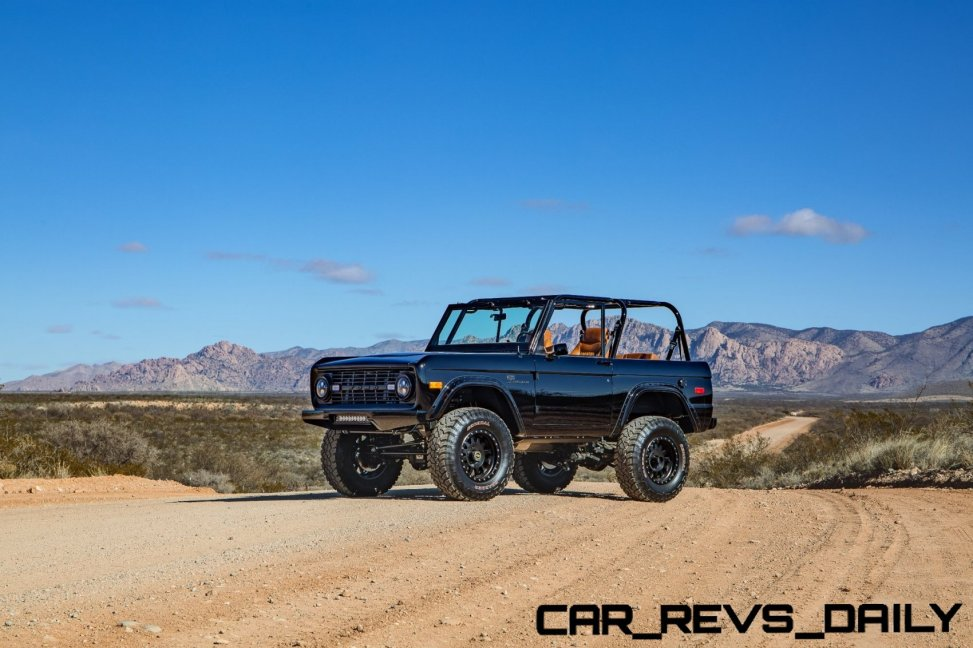 1969 Ford Bronco Supercharged by Velocity Restorations 2