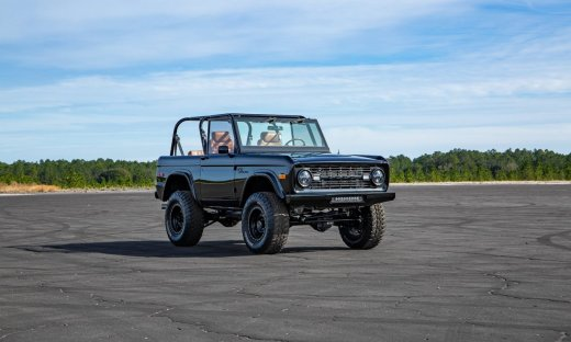 1969 Ford Bronco Supercharged by Velocity Restorations 20