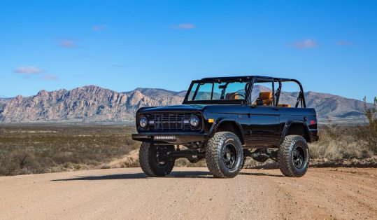 1969 Ford Bronco Supercharged by Velocity Restorations 3