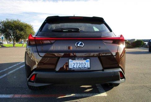 2019 Lexus UX200 2