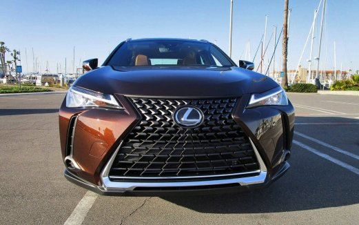 2019 Lexus UX200 4