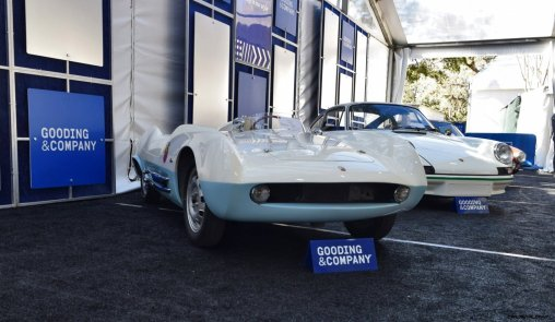 1955 ABARTH 207A Speedster - Gooding Amelia 2019 Favorites 3