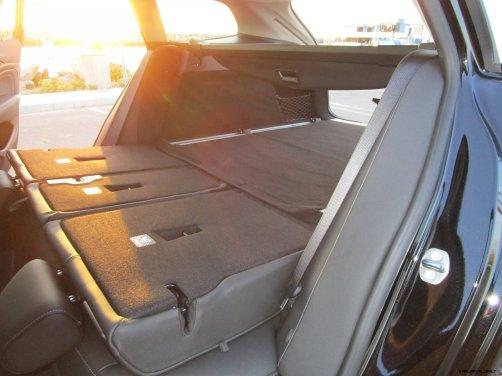 2019 Buick Regal TourX Essence AWD Interior Photos Ben Lewis 6