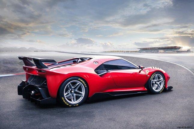2019 Ferrari P80C 1