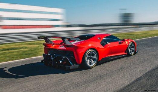2019 Ferrari P80C 14