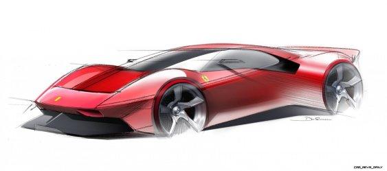 2019 Ferrari P80C 16