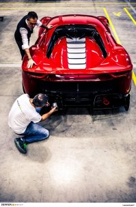 2019 Ferrari P80C 21