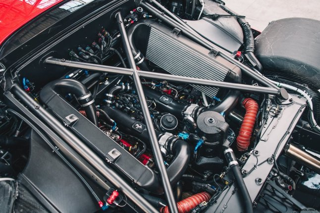 2019 Ferrari P80C 7