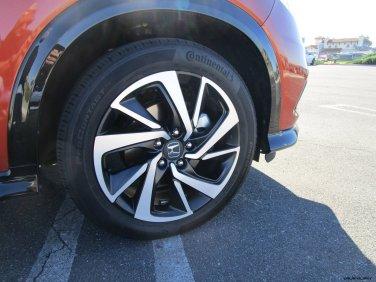 2019 Honda HR-V Sport AWD 7
