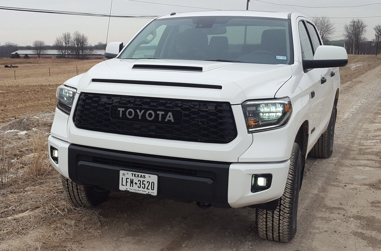 review 2019 toyota tundra trd pro