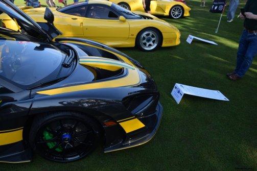 McLaren Senna Amelia Island 13