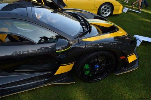 McLaren Senna Amelia Island 14