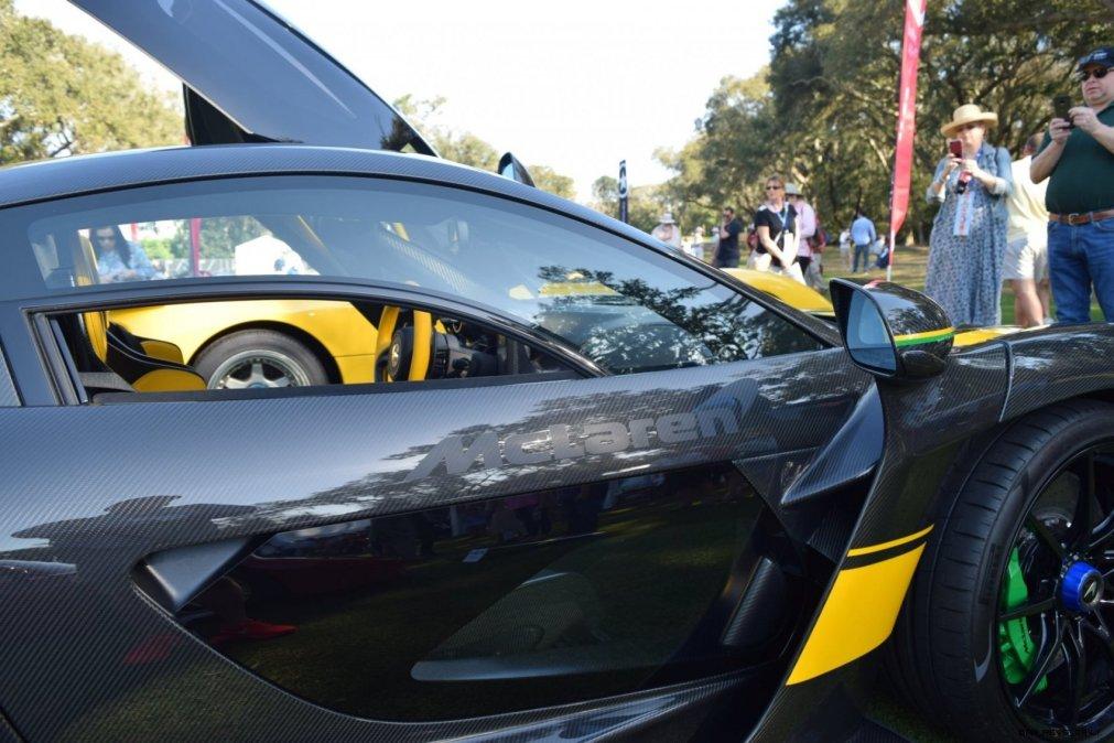 McLaren Senna Amelia Island 15
