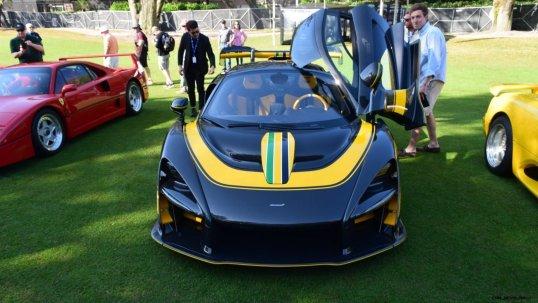 McLaren Senna Amelia Island 3