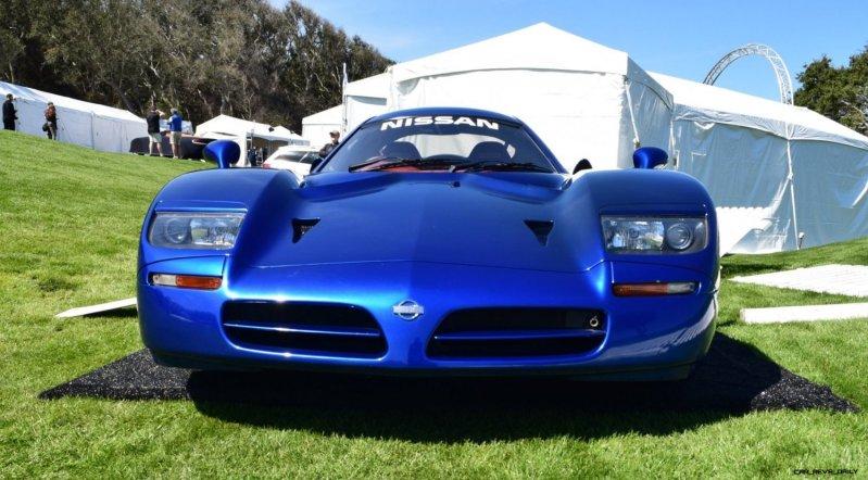 Nissan R390 Amelia Concours 1