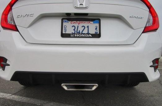 2019 Honda Civic Sport 4-Door 14