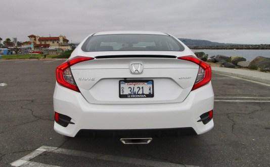 2019 Honda Civic Sport 4-Door 15