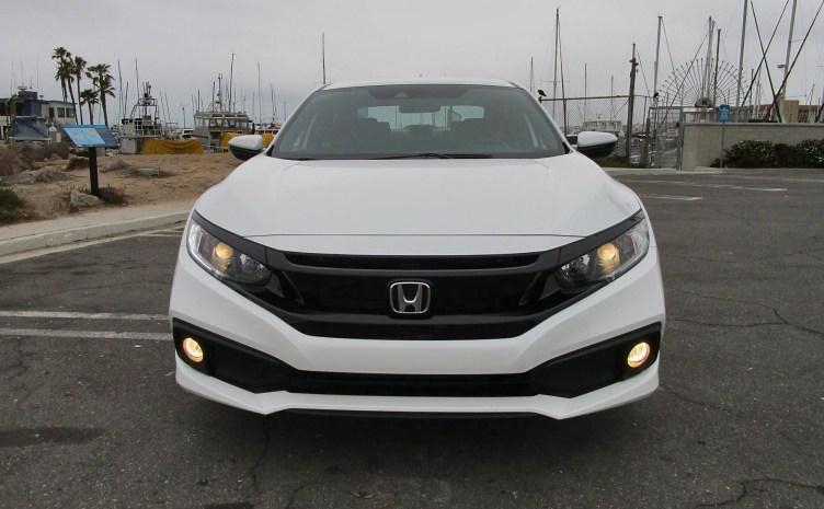 2019 Honda Civic Sport 4-Door 3