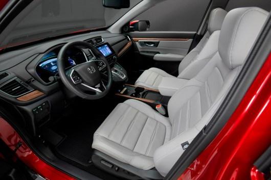 08 2020 Honda CR-V Hybrid