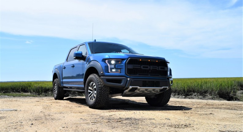 2019 Ford Raptor ROad Test Review Burkart (124)