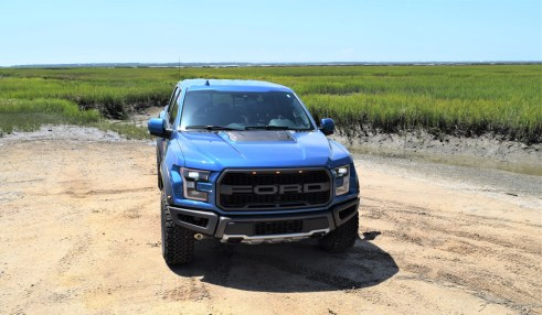 2019 Ford Raptor ROad Test Review Burkart (83)