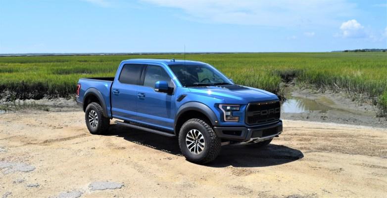 2019 Ford Raptor ROad Test Review Burkart (93)