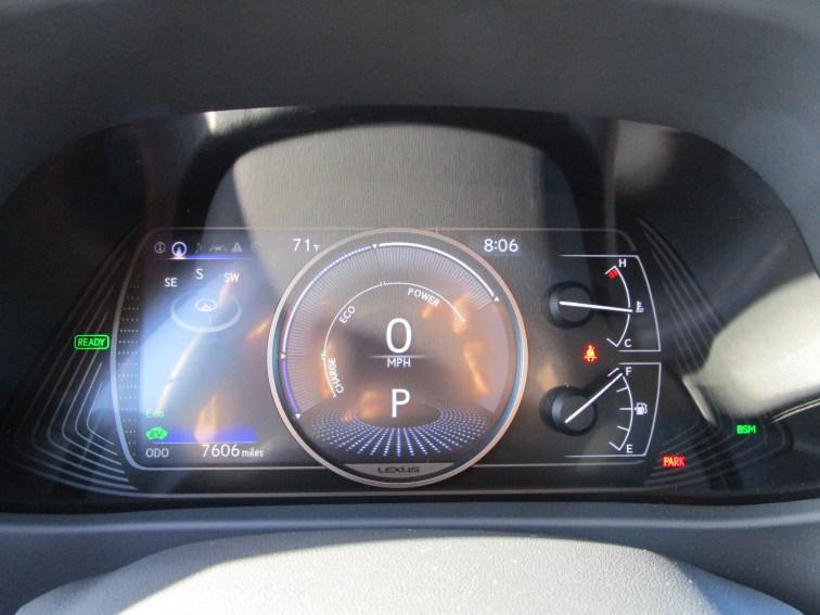 2019 Lexus UX 250h Hybrid (14)