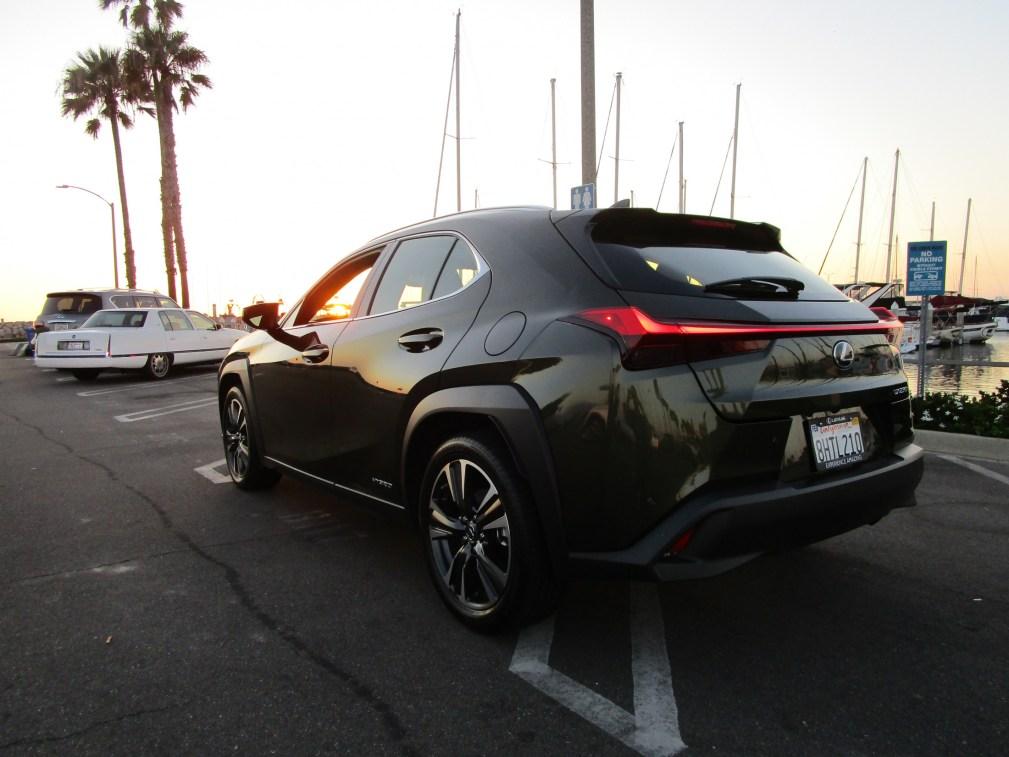 2019 Lexus UX 250h Hybrid (31)