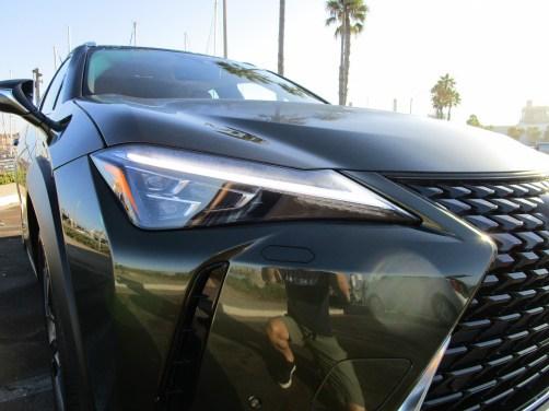 2019 Lexus UX 250h Hybrid (39)