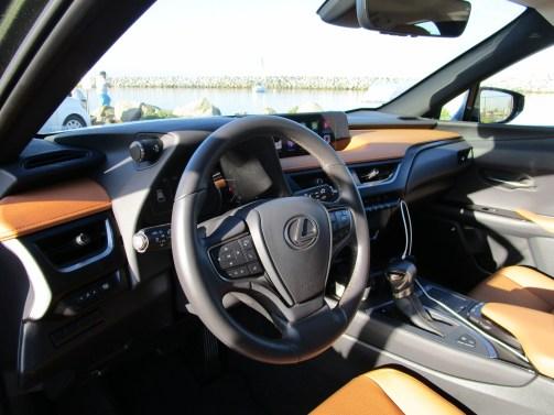 2019 Lexus UX 250h Hybrid (56)