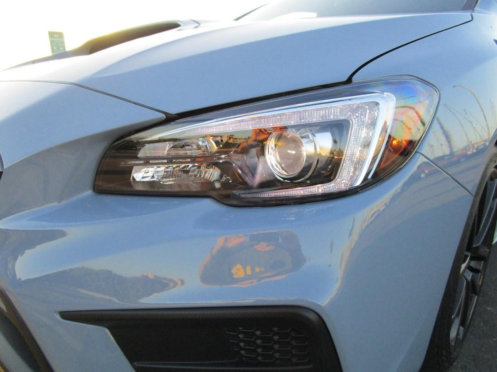 2019 Subaru WRX Series Gray (2)