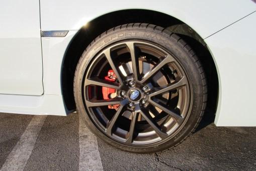 2019 Subaru WRX Series Gray (7)