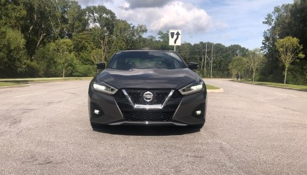 2019 Nissan Maxima SR (17)