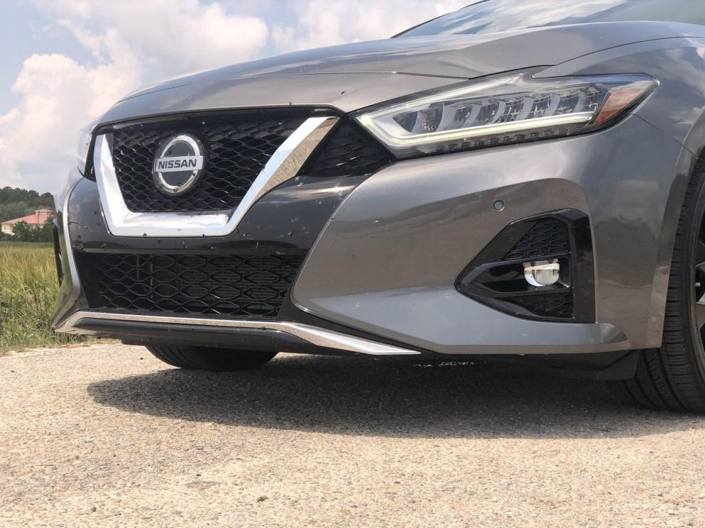 2019 Nissan Maxima SR (23)