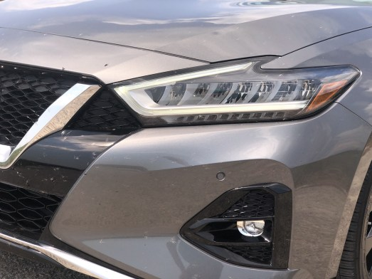 2019 Nissan Maxima SR (3)