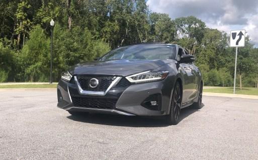 2019 Nissan Maxima SR (8)