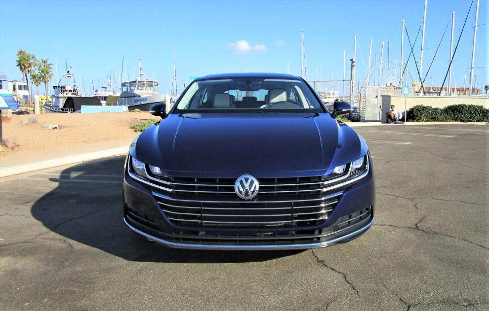 2019 Volkswagen Arteon SEL 4Motion (4)