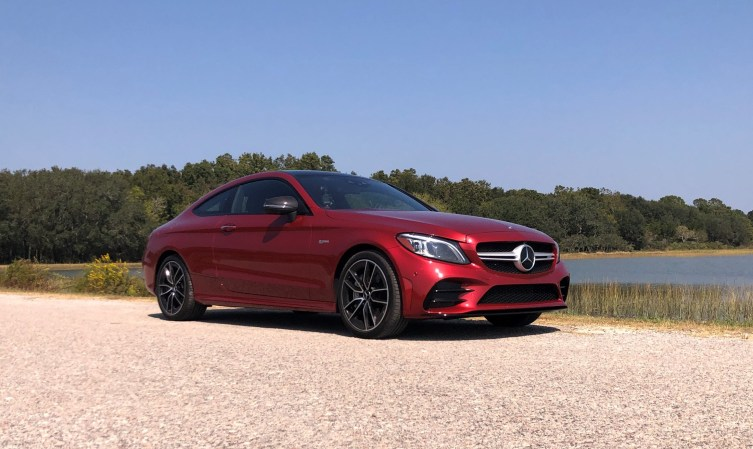 2019 Mercedes AMG C43 Coupe - Road Test Review - Burkart (50)