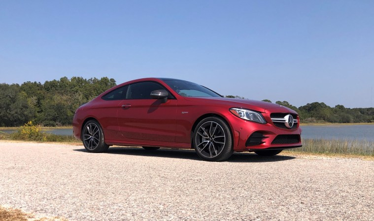 2019 Mercedes AMG C43 Coupe - Road Test Review - Burkart (51)