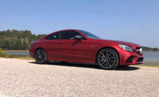 2019 Mercedes AMG C43 Coupe - Road Test Review - Burkart (52)